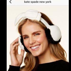 Kate Spade Earmuffs